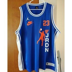 Nike Air Jordan Jersey Retro 5 XXXL 3X RARE